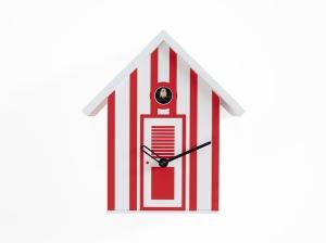 orologio-cucù-Bagni Nettuno-singola-legno-estate-bibidesign