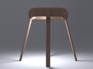 tavolino-legno-Akira-minimal-arredamento-bibidesign-multistrato