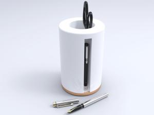 legno-Gun-portapenne-prodotto-legno-minimal-ceramica-bibidesign