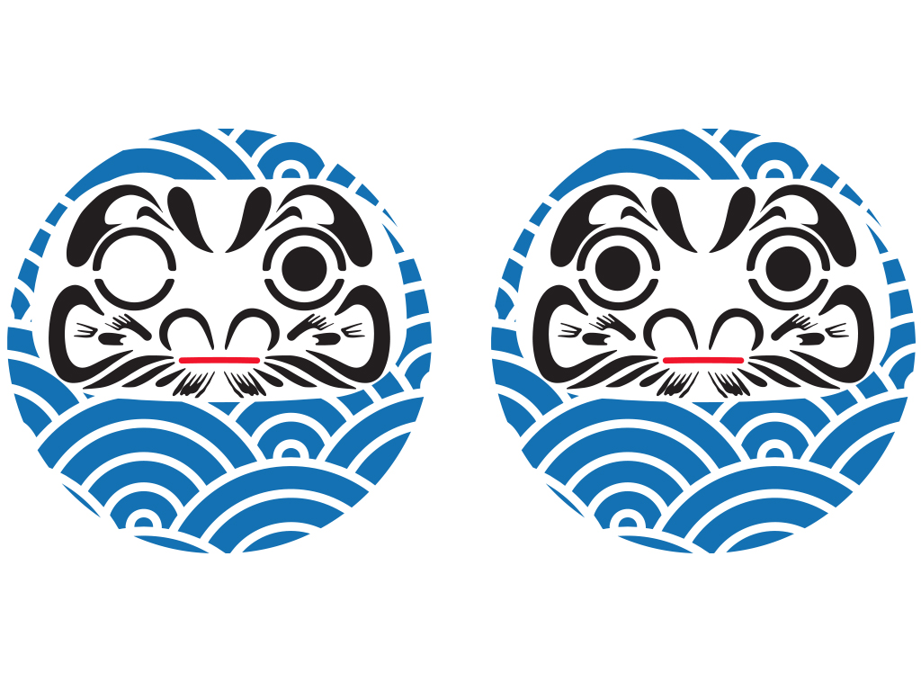 Occhi del Daruma